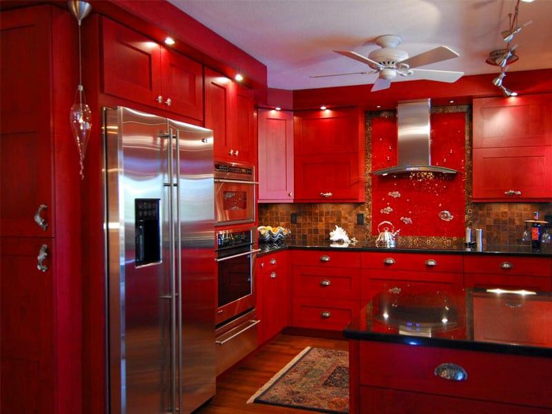 Red-Kitchen-Cabinets-HGTV