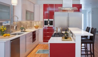Red Kitchen Cabinets: Dos and Don'ts