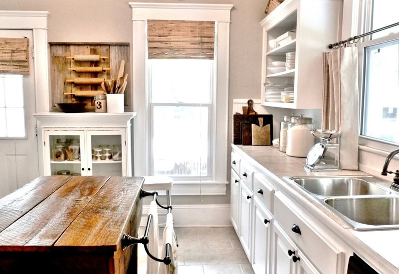 Farmhouse-Kitchen-Our-Vintage-Home-Love