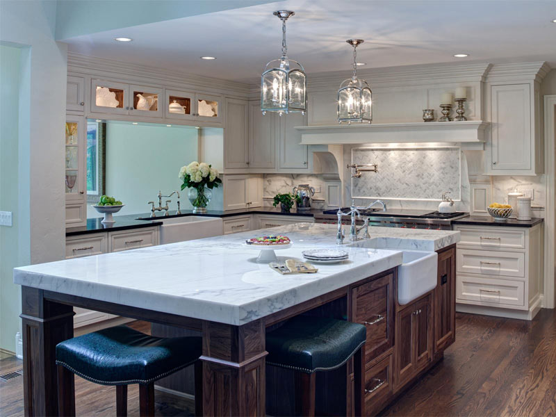 Granite-Island-with-Apron-Sink-Drury-Designs