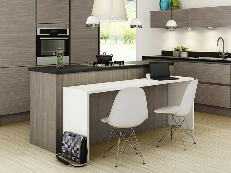 Kitchen Small Island With Seating
