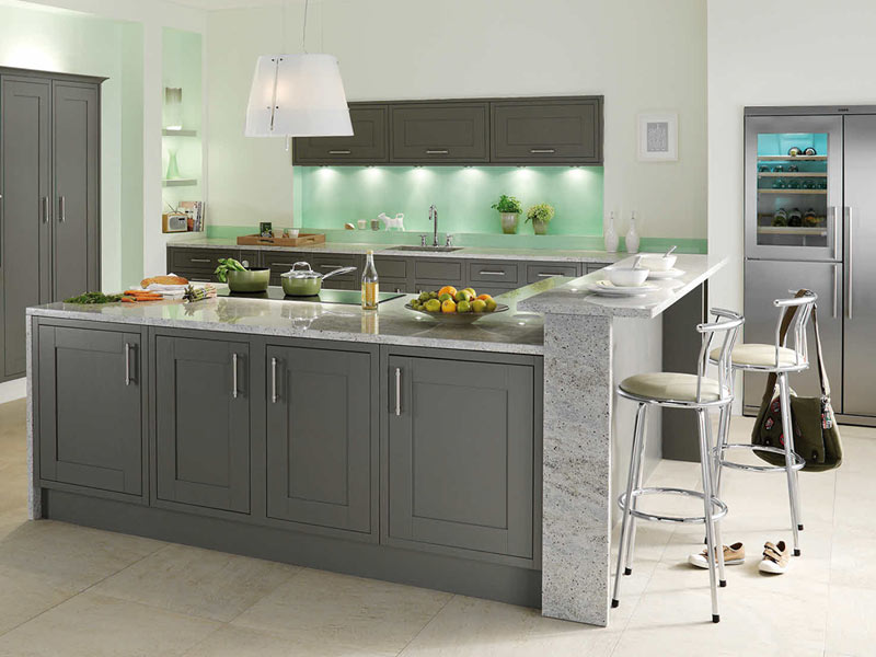 20 kitchen island with seating ideas home dreamy for Eat in kitchen designs for small kitchen