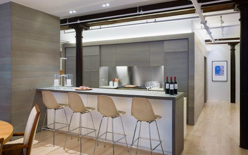 Loft-Kitchen-Island-with-Seating-Leone-Design-Studio