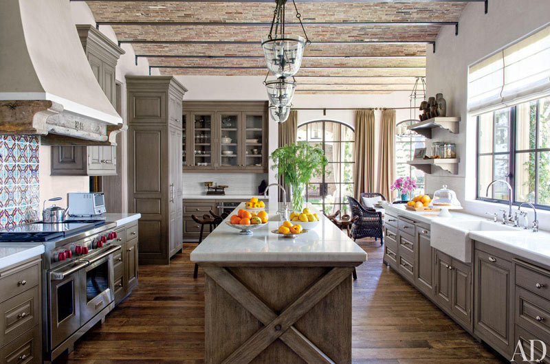 Rustic-Kitchen-Architectural-Digest