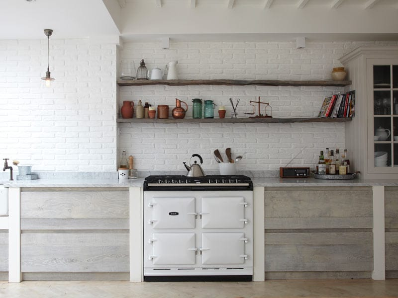 Rustic-Kitchen-Weathered-Cabinets-Blakes-London