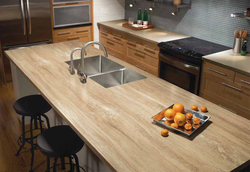 Travertine-Kitchen-Countertop