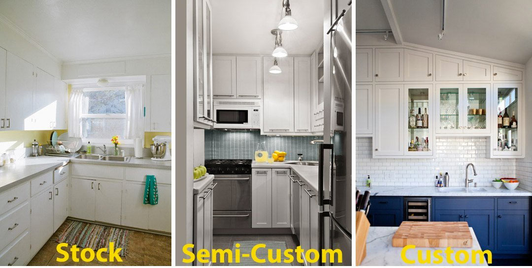 Kitchen cabinet guide home dreamy for Semi custom cabinets
