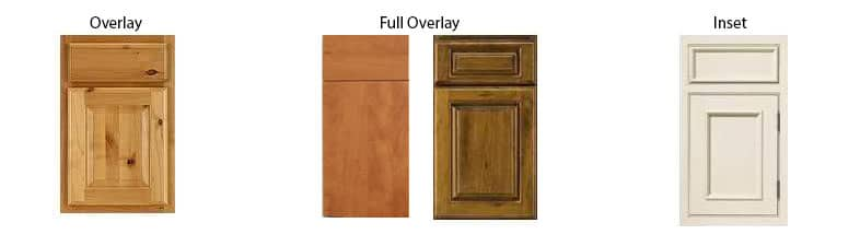 Types Of Kitchen Cabinets Doors Home Decor