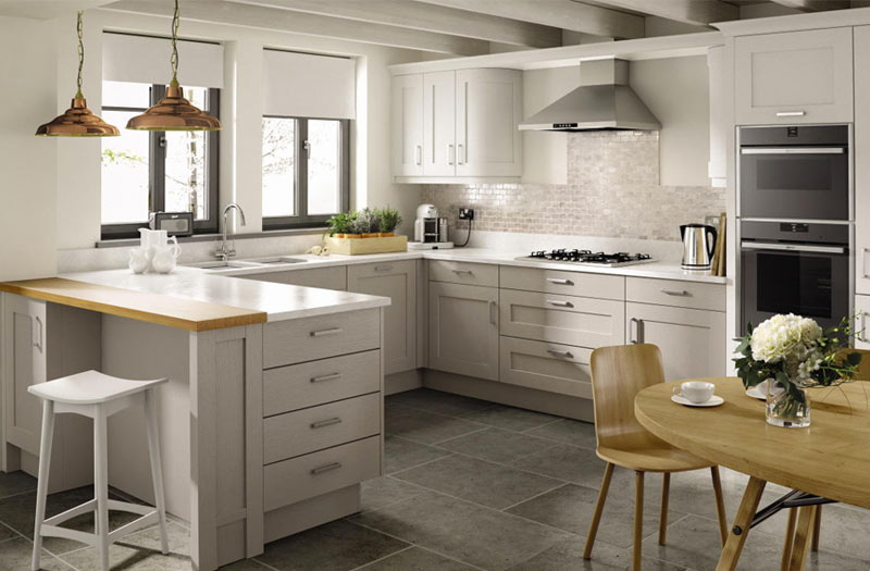 The 5 Most Popular Kitchen Layouts - Home Dreamy