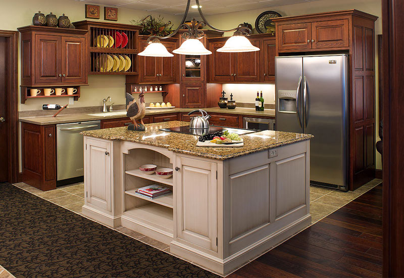 Framed-Cabinets-with-Inset-Doors-New-Style-Kitchen-Cabinets