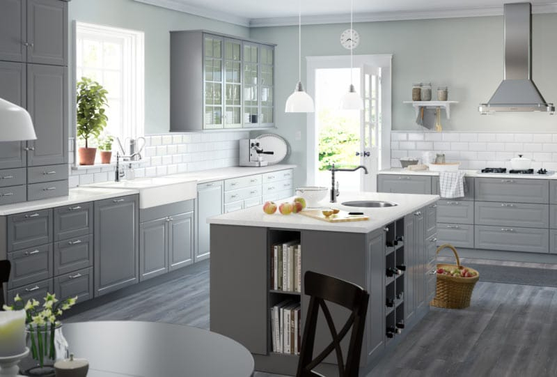 Semi Custom Kitchen Cabinets Ikea
