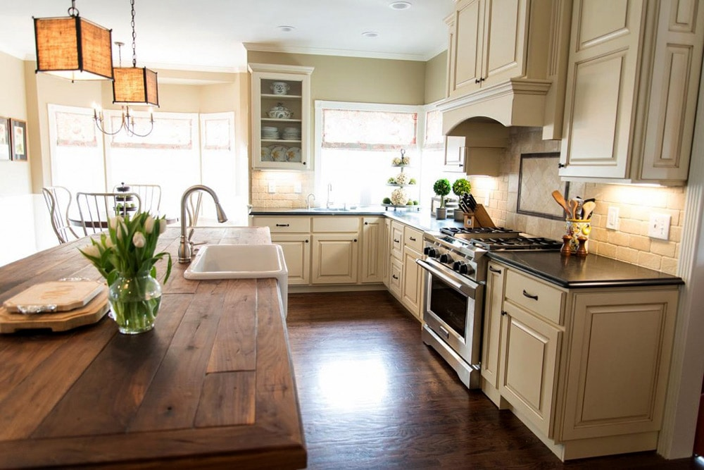 Country-Kitchen-Wood-Island-Duet-Design-Group