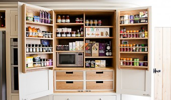 15 Kitchen Storage Ideas
