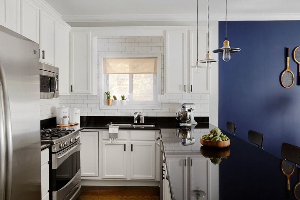 White-Kitchen-Black-Counters-Homepolish-Megan-Born