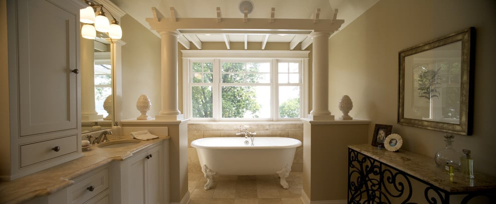 Clawfoot Stand Alone Bathtub Alexander Design Group