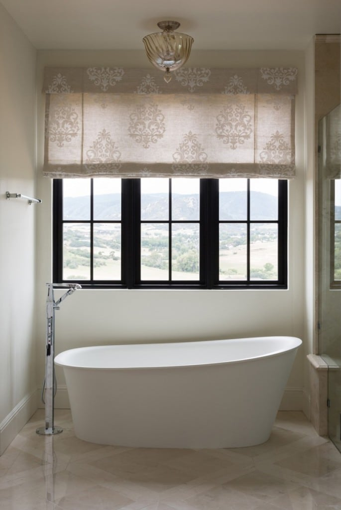 Freestanding Tub and Faucet Duet Design Group