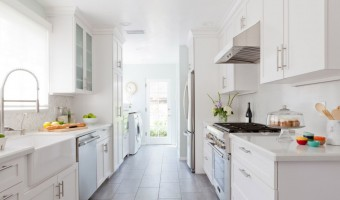12 Galley Kitchen Remodels
