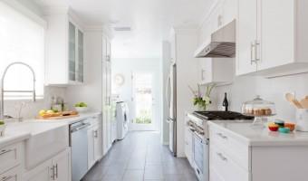 12 Galley Kitchen Remodels