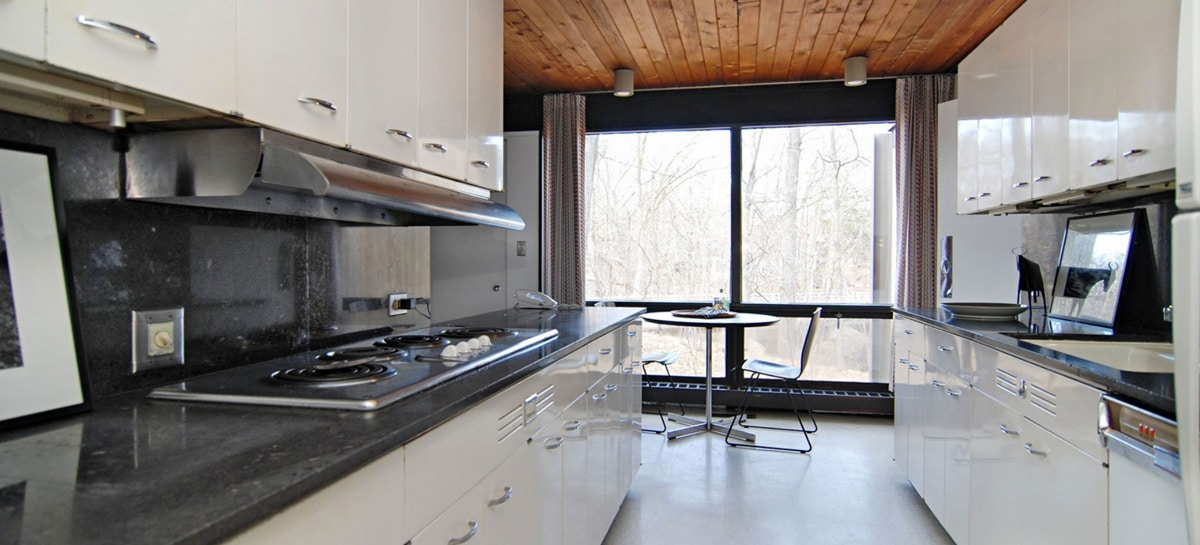 Modern-Galley-Kitchen-Ferris-Bueller-house