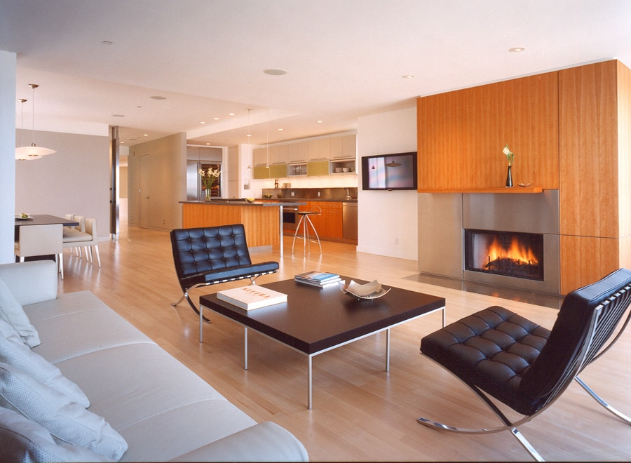 concrete-fire-fireplace-with-wood-surround-and-mantel-nick-noyes-architecture