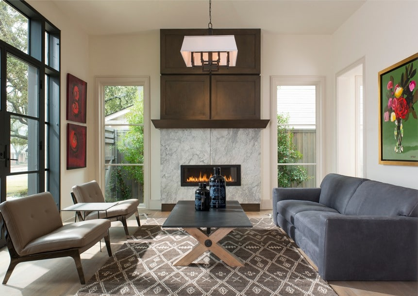 marble-fireplace-with-wood-mantel-and-gas-insert-transitional-avid-associates