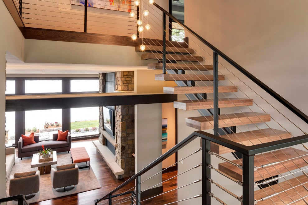 modern-staircase-wire-railing-alexander-design-group