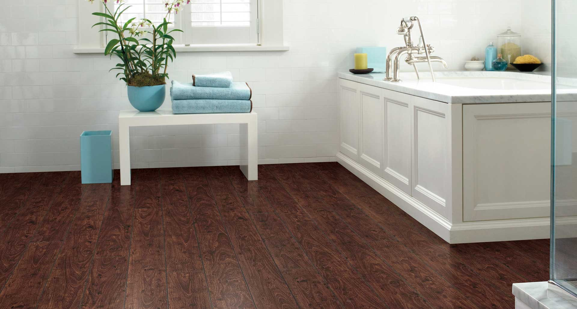 laminate for flooring bathroom perfection options