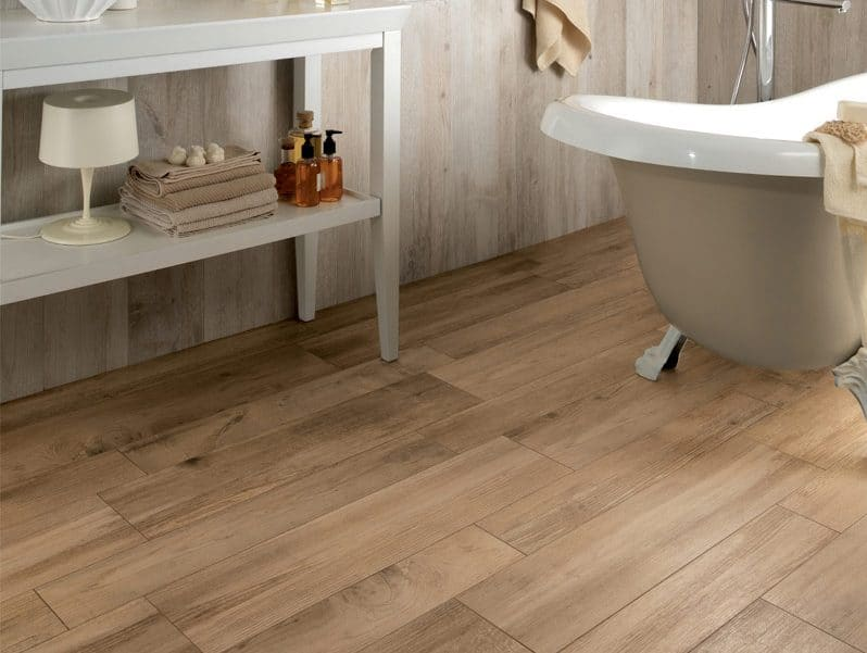 wood grain tile by ariana ceramica italiana