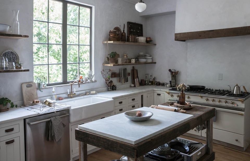 farm-country-kitchen-with-island-open-shelves-jersey-ice-cream-co