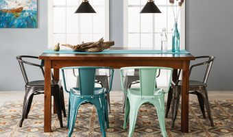 7 Rustic Dining Tables